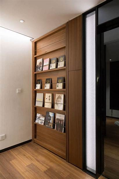 Bookshelf Door Bedroom Secret Hidden Disguised Modern