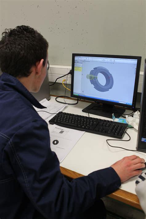 bureau d etude mecanique cqpm chargé de projet en conception mécanique assisté par