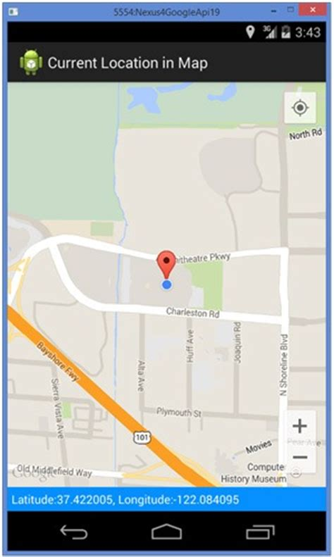 how to location on android android show current location on map using maps api