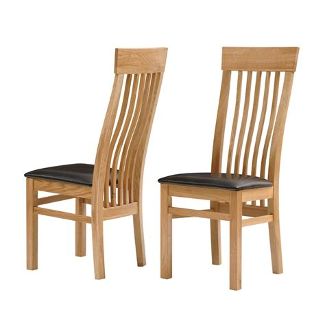 Oak Dining Room Chairs by Light Oak Dining Chairs Dining Room Ideas