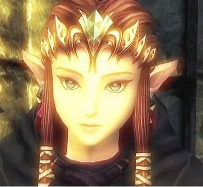 Princess Zelda Legend Twilight Triforce Goddess Hylia
