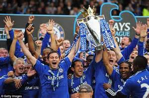 Chelsea top the Premier League at Christmas time again and ...
