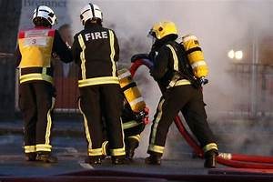 Figures Reveal How Many Lives Britain U0026 39 S Firefighters Have