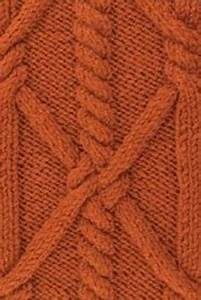 Rope Cable Knitting Stitch Knitting Kingdom