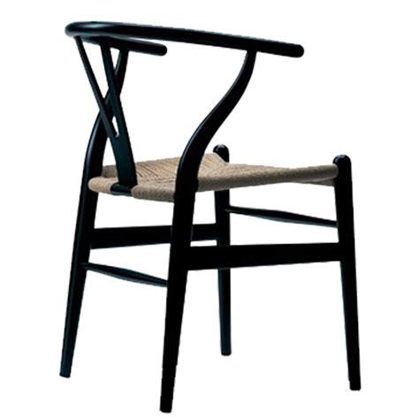 hans wegner dining chair y chair wishbone ch24 design