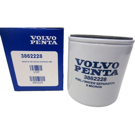 Sten Fuel Filter by Volvo Penta Drive New Oem Fuel Filter 3862228 Sx 3