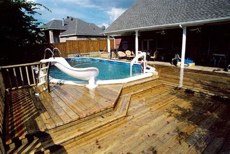 196 best images about above ground pools on