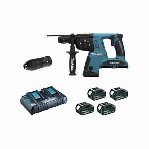 Perforateur Makita Sans Fil 36v : perforateur burineur sans fil makita 36v reservoir tp ~ Premium-room.com Idées de Décoration