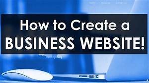 How To Create A Business Website With Wordpress Easy