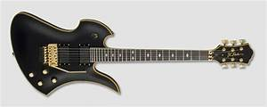 Mockingbird Pro X Bc Rich Electric Guitar With Emg 81