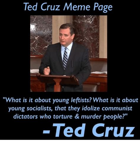 Meme Cruz - funny ted cruz memes of 2017 on sizzle zodiac killer