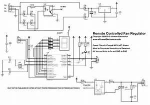U0026gt  Circuits  U0026gt  Remote Controlled Fan Regulator L26837