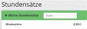 Mindestlohn Abrechnung : mindestlohn und zeiterfassung f r minijobs spiketime ~ Themetempest.com Abrechnung