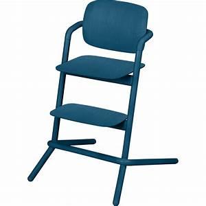 Chaise Haute Bébé Bois : chaise haute b b volutive lemo bois twilight blue de ~ Melissatoandfro.com Idées de Décoration