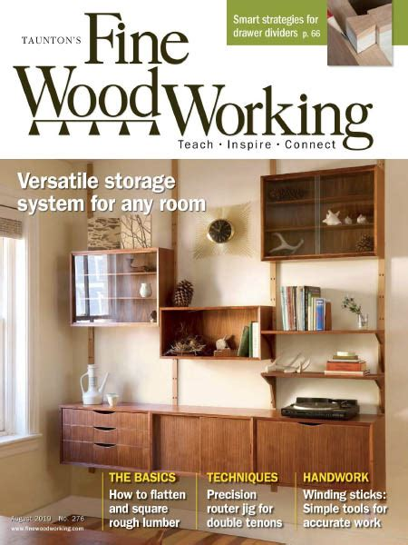 fine woodworking     magazines