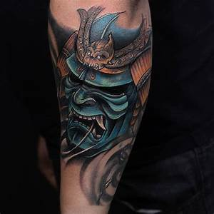36 best Samuari mask tattoos images on Pinterest | Samurai ...