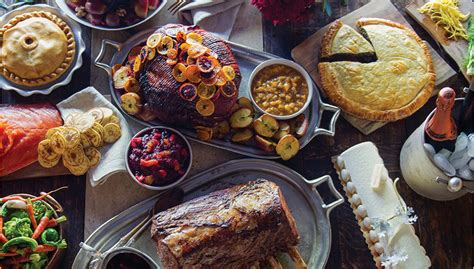 Best Places For Christmas Eve Dinners In Los Angeles « Cbs