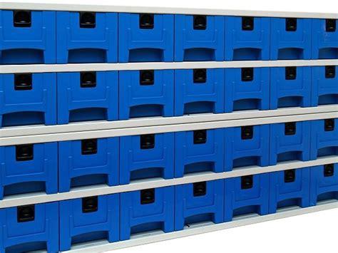 cassettiere in plastica cassettiere multibox in plastica per allestimento furgoni