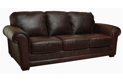 Brown Loveseat by Sofa Loveseat Set In Brown Whiskey Italian Leather