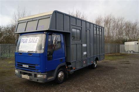 Ford Transit 3.5 Ton Horsebox For Sale