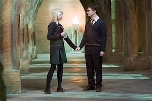 Luna Lovegood and Harry