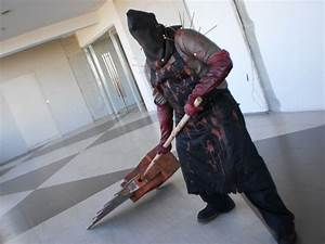 Otaku House Cosplay Idol » Cyrill Hazañas: Executioner ...