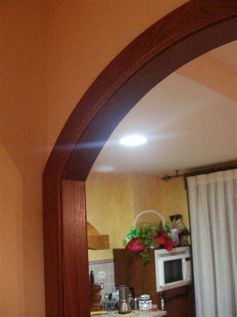 arco de paso en madera de roble muebles cansado zaragoza carpintero ebanista artesano