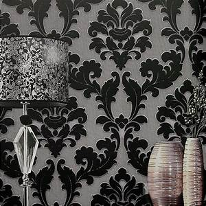 Modern Classic Wall Paper Home Decor Background Wall ...