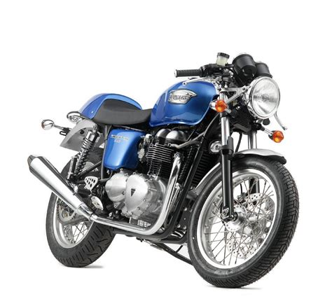 Review Triumph by 2006 Triumph Thruxton 900 Review Top Speed