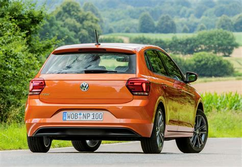 Volkswagen Polo Hatchback 2017 Running Costs Parkers