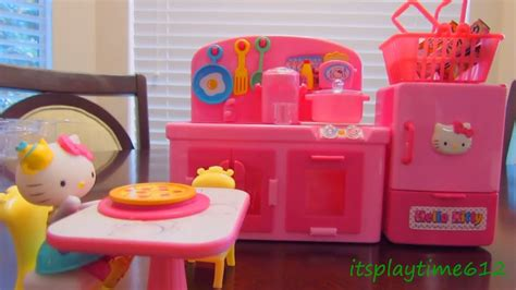 Hello Classic Kitchen Play Set by Hello Mini Kitchen Playset Unboxing Itsplaytime612