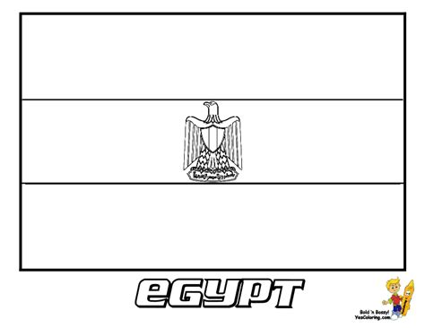 flags  countries coloring pages   print