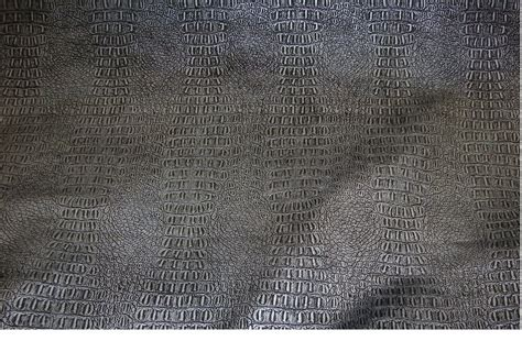 Metallic Upholstery Fabric by Vinyl Gator Metallic Pewter Faux 55 Quot Wide Upholstery