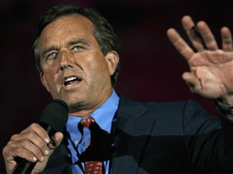 Robert F. Kennedy, Jr. Campaigning Against Ca Vaccine Bill