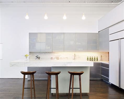 kitchen designs for 5 sqm loft of 300 square meters in new york