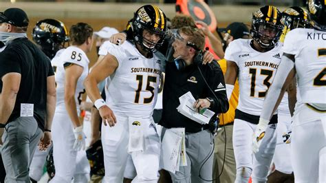 Southern Miss football postpones 2nd-straight game due to ...