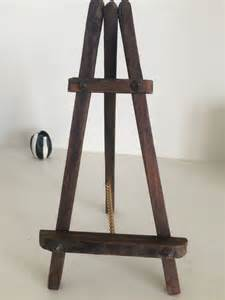 Vintage Display Easel
