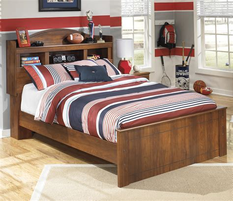 Bed Bookcase by Signature Design By Barchan Bookcase Bed With