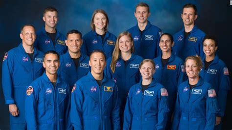 nasas  class  artemis program astronauts graduate