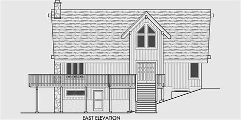 a frame house plans with basement a frame house plans house plans with loft mountain house