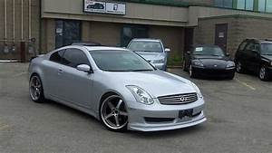 2006 Infiniti G35 Coupe 6mt Rev-up Edition