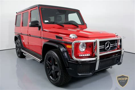 342 west putnam, greenwich, ct 06830 phone: Used 2017 MERCEDES-BENZ G63 AMG For Sale ($645) | MVP Charlotte Stock #278826