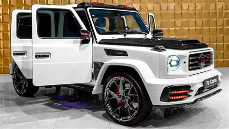 Use our free online car valuation tool to find out exactly how much your car is worth today. MANSORY Mercedes-AMG G 63 (2020) Star Trooper - Excellent G Wagon from Mansory and Philipp Plein ...