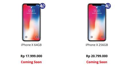Harga Resmi Iphone X Di Indonesia Sudah Diumumkan Apple Iphone 5 Black Se Vs 5s Silver Second Hand 7 Size Xr Screen Replacement Verizon Grey Not Charging