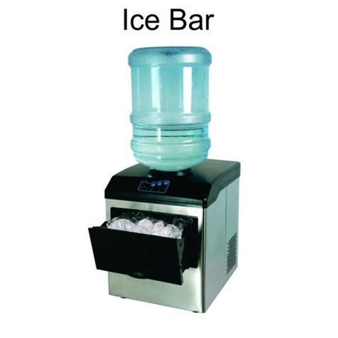 ice cube machines ice cube machine atlantis ice bar