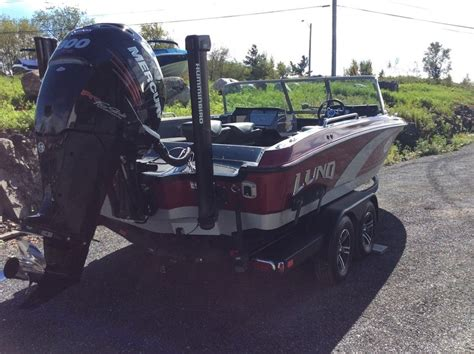 Lund Boats For Sale Manitoba by Lund 219 Pro V Gl 2015 New Boat For Sale In Winnipeg