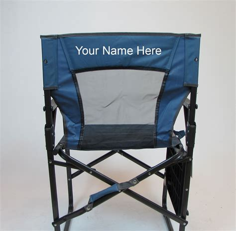 imprinted 3 position director s chair by gci outdoors