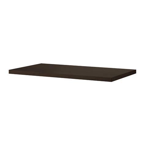 plateau pour bureau ikea tornliden plateau brun noir 150x75 cm ikea