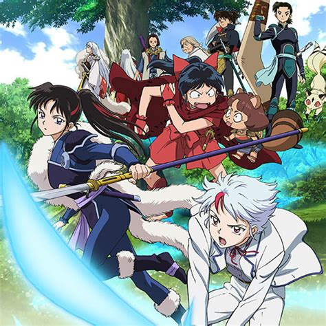 Inuyasha Sequel Family Tree