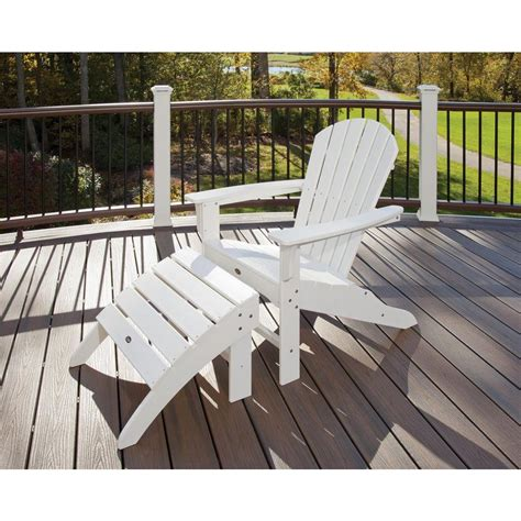 patio ideas trex patio furniture colored adirondack chairs